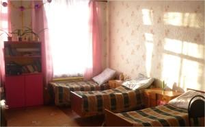 В общежитии 8 комнат