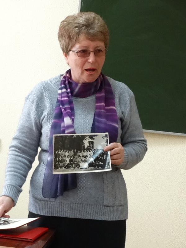 Встреча с Кузьменко